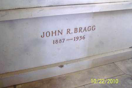 BRAGG, JOHN R - Pulaski County, Arkansas   JOHN R BRAGG - Arkansas Gravestone Photos