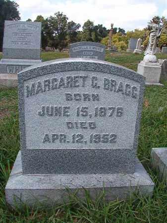 BRAGG, MARGARET G - Pulaski County, Arkansas | MARGARET G BRAGG - Arkansas Gravestone Photos