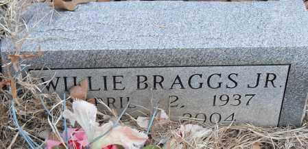 BRAGGS JR, WILLIE - Pulaski County, Arkansas   WILLIE BRAGGS JR - Arkansas Gravestone Photos