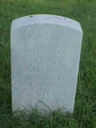 MALONEY BRANDON, ANNE - Pulaski County, Arkansas | ANNE MALONEY BRANDON - Arkansas Gravestone Photos