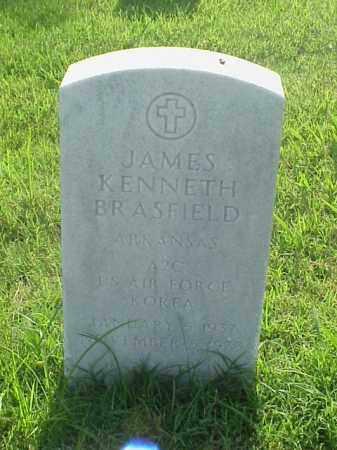 BRASFIELD (VETERAN KOR), JAMES KENNETH - Pulaski County, Arkansas | JAMES KENNETH BRASFIELD (VETERAN KOR) - Arkansas Gravestone Photos