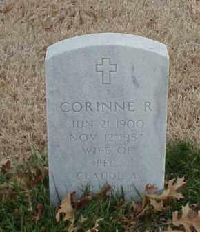 BRAZELE, CORINNE R. - Pulaski County, Arkansas | CORINNE R. BRAZELE - Arkansas Gravestone Photos