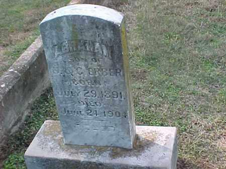ERBER, ABRAHAM - Pulaski County, Arkansas   ABRAHAM ERBER - Arkansas Gravestone Photos