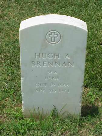 BRENNAN (VETERAN WWI), HUGH A - Pulaski County, Arkansas   HUGH A BRENNAN (VETERAN WWI) - Arkansas Gravestone Photos