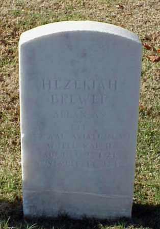 BREWER (VETERAN WWII), HEZEKIAH - Pulaski County, Arkansas | HEZEKIAH BREWER (VETERAN WWII) - Arkansas Gravestone Photos