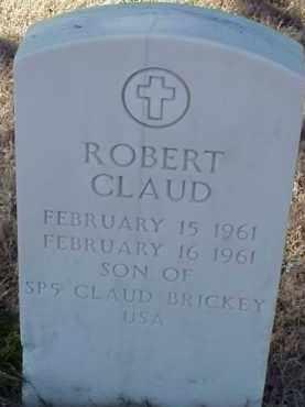 BRICKEY, ROBERT CLAUD - Pulaski County, Arkansas | ROBERT CLAUD BRICKEY - Arkansas Gravestone Photos