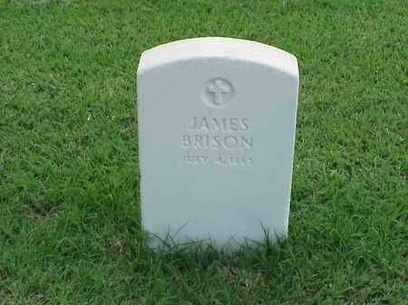 BRISON, JAMES - Pulaski County, Arkansas   JAMES BRISON - Arkansas Gravestone Photos