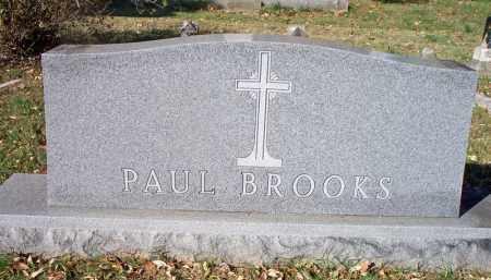 BROOKS, PAUL - Pulaski County, Arkansas | PAUL BROOKS - Arkansas Gravestone Photos