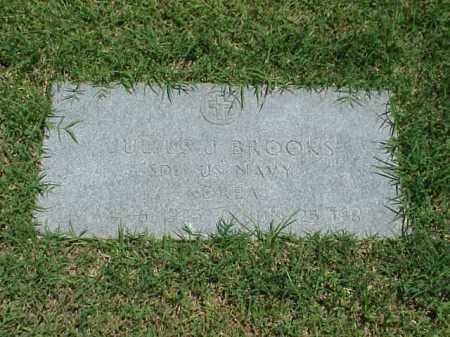 BROOKS (VETERAN KOR), JULIUS J - Pulaski County, Arkansas | JULIUS J BROOKS (VETERAN KOR) - Arkansas Gravestone Photos
