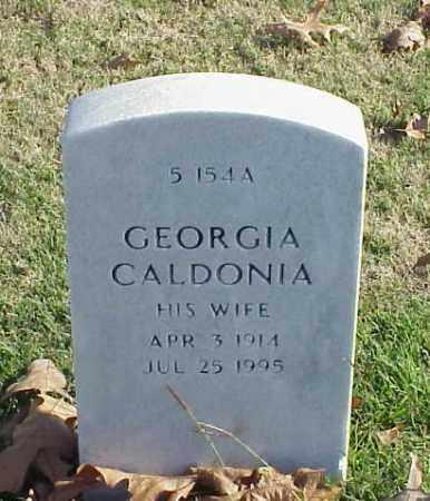 BROOM, GEORGIA CALDONIA - Pulaski County, Arkansas | GEORGIA CALDONIA BROOM - Arkansas Gravestone Photos