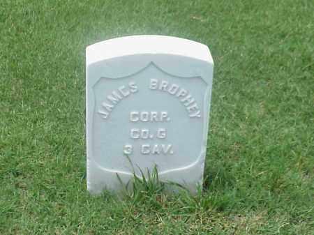 BROPHEY (VETERAN UNION), JAMES - Pulaski County, Arkansas   JAMES BROPHEY (VETERAN UNION) - Arkansas Gravestone Photos