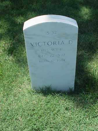 BROSZ, VICTORIA D - Pulaski County, Arkansas   VICTORIA D BROSZ - Arkansas Gravestone Photos