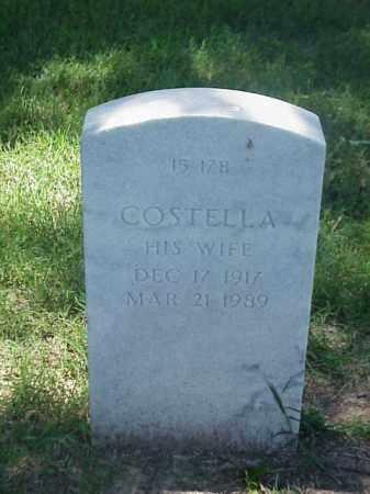 BROWN, COSTELLA - Pulaski County, Arkansas | COSTELLA BROWN - Arkansas Gravestone Photos