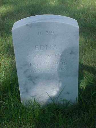 BROWN, EDNA - Pulaski County, Arkansas | EDNA BROWN - Arkansas Gravestone Photos