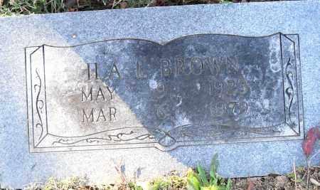 BROWN, HAL - Pulaski County, Arkansas | HAL BROWN - Arkansas Gravestone Photos