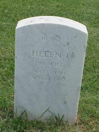 BROWN, HELEN I - Pulaski County, Arkansas   HELEN I BROWN - Arkansas Gravestone Photos