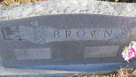 BROWN, JASON - Pulaski County, Arkansas | JASON BROWN - Arkansas Gravestone Photos