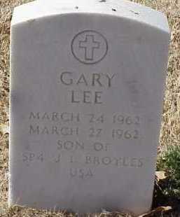 BROYLES, GARY LEE - Pulaski County, Arkansas   GARY LEE BROYLES - Arkansas Gravestone Photos