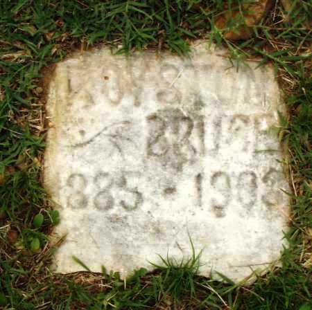 BRUCE, ROYSTON - Pulaski County, Arkansas   ROYSTON BRUCE - Arkansas Gravestone Photos