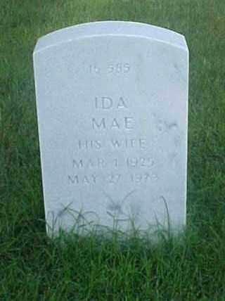 BRUNSON, IDA MAE - Pulaski County, Arkansas | IDA MAE BRUNSON - Arkansas Gravestone Photos