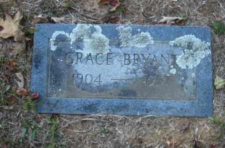 BRYANT, GRACE - Pulaski County, Arkansas | GRACE BRYANT - Arkansas Gravestone Photos