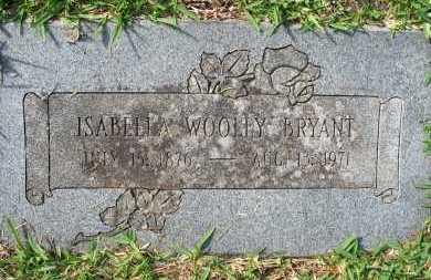 BRYANT, ISABELLA ELENDER - Pulaski County, Arkansas | ISABELLA ELENDER BRYANT - Arkansas Gravestone Photos