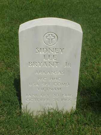 BRYANT JR (VETERAN VIET), SIDNEY LEE - Pulaski County, Arkansas | SIDNEY LEE BRYANT JR (VETERAN VIET) - Arkansas Gravestone Photos