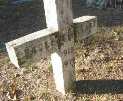 BRYANT, PAULINE - Pulaski County, Arkansas | PAULINE BRYANT - Arkansas Gravestone Photos