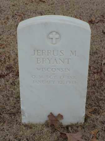 BRYANT (VETERAN UNION), JERRUS M - Pulaski County, Arkansas | JERRUS M BRYANT (VETERAN UNION) - Arkansas Gravestone Photos