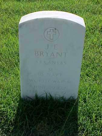 BRYANT (VETERAN WWII), J E - Pulaski County, Arkansas | J E BRYANT (VETERAN WWII) - Arkansas Gravestone Photos