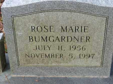 BUMGARDNER, ROSE MARIE - Pulaski County, Arkansas | ROSE MARIE BUMGARDNER - Arkansas Gravestone Photos