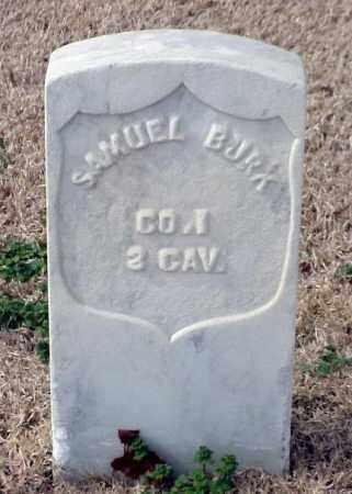 BURK (VETERAN UNION), SAMUEL - Pulaski County, Arkansas   SAMUEL BURK (VETERAN UNION) - Arkansas Gravestone Photos