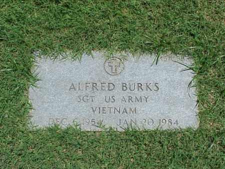 BURKS (VETERAN VIET), ALFRED - Pulaski County, Arkansas | ALFRED BURKS (VETERAN VIET) - Arkansas Gravestone Photos