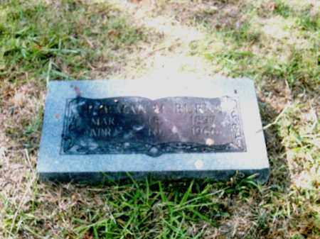 BURNES, HERMAN M. - Pulaski County, Arkansas | HERMAN M. BURNES - Arkansas Gravestone Photos