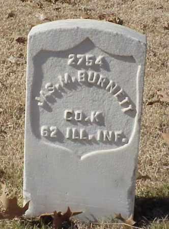 BURNETT (VETERAN UNION), JAMES M - Pulaski County, Arkansas | JAMES M BURNETT (VETERAN UNION) - Arkansas Gravestone Photos