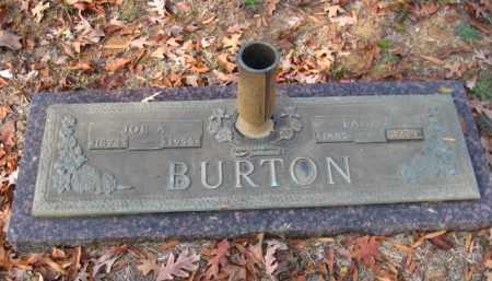 BURTON, JOE A. - Pulaski County, Arkansas | JOE A. BURTON - Arkansas Gravestone Photos
