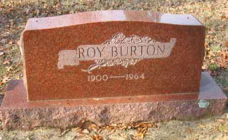 BURTON, ROY - Pulaski County, Arkansas | ROY BURTON - Arkansas Gravestone Photos