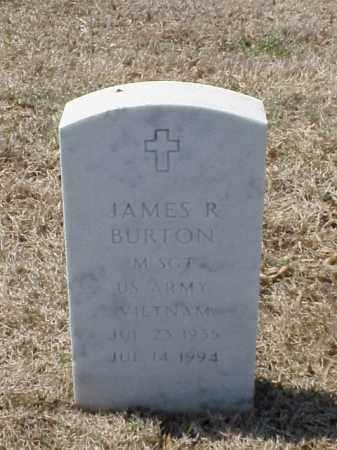 BURTON (VETERAN VIET), JAMES R - Pulaski County, Arkansas   JAMES R BURTON (VETERAN VIET) - Arkansas Gravestone Photos