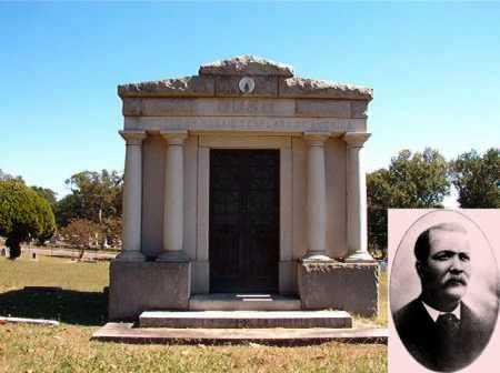 BUSH (FAMOUS), JOHN EDWARD - Pulaski County, Arkansas | JOHN EDWARD BUSH (FAMOUS) - Arkansas Gravestone Photos