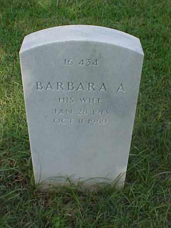 BUSHMAN, BARBARA A - Pulaski County, Arkansas | BARBARA A BUSHMAN - Arkansas Gravestone Photos