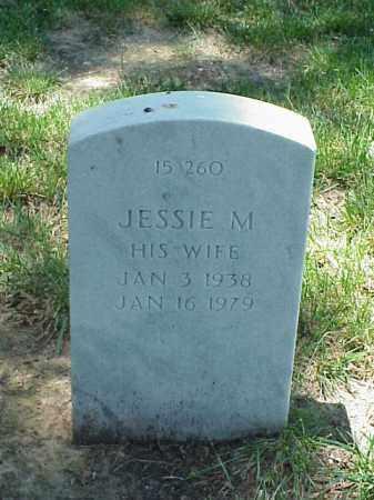 BUTLER, JESSIE M - Pulaski County, Arkansas | JESSIE M BUTLER - Arkansas Gravestone Photos