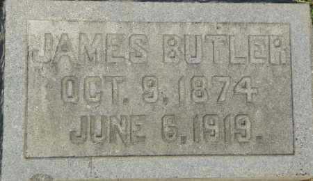 BUTLER, JAMES - Pulaski County, Arkansas | JAMES BUTLER - Arkansas Gravestone Photos