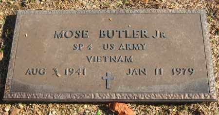 BUTLER, JR.  (VETERAN VIET), MOSE - Pulaski County, Arkansas | MOSE BUTLER, JR.  (VETERAN VIET) - Arkansas Gravestone Photos