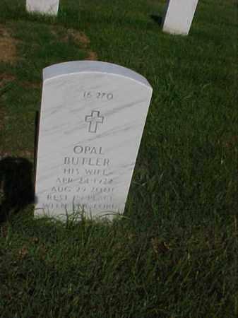 BUTLER, OPAL - Pulaski County, Arkansas   OPAL BUTLER - Arkansas Gravestone Photos