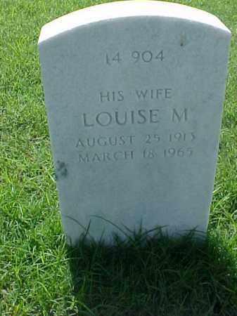 BUTTS, LOUISE M - Pulaski County, Arkansas | LOUISE M BUTTS - Arkansas Gravestone Photos