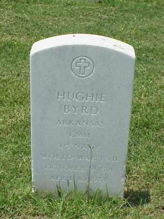 BYRD (VETERAN 2 WARS), HUGHIE - Pulaski County, Arkansas | HUGHIE BYRD (VETERAN 2 WARS) - Arkansas Gravestone Photos