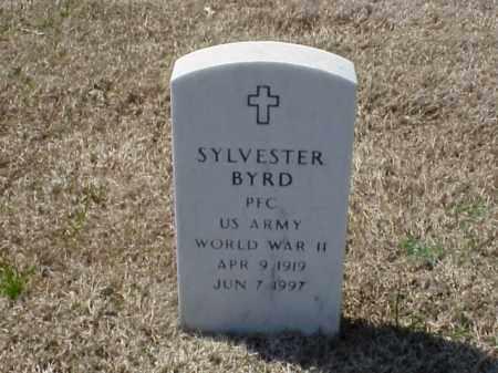 BYRD (VETERAN  WWII), SYLVESTER - Pulaski County, Arkansas | SYLVESTER BYRD (VETERAN  WWII) - Arkansas Gravestone Photos