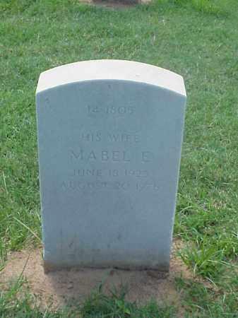 CAGLE, MABEL E - Pulaski County, Arkansas | MABEL E CAGLE - Arkansas Gravestone Photos
