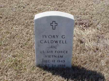 CALDWELL (VETERAN VIET), IVORY G - Pulaski County, Arkansas | IVORY G CALDWELL (VETERAN VIET) - Arkansas Gravestone Photos