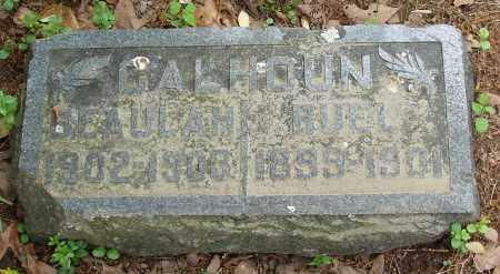 CALHOUN, BUEL - Pulaski County, Arkansas | BUEL CALHOUN - Arkansas Gravestone Photos